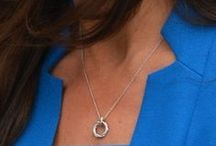 Necklaces / Necklaces worn by Kate Middleton.