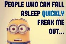 The Wisdom of Minions and Tweety / Only a Minion or Tweety can get away with this!!