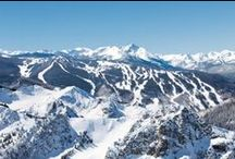 Vail - Winter Living / Vail, Colorado in the winter time is the best place to be! Skiing, Snow boarding, & Après-ski.