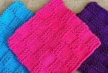 Knitting - Dishcloths / Interesting patterns