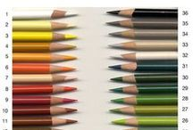 Art - How to - Colour with Pencils