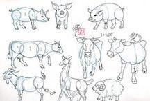 Art - How to - Animals