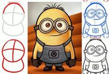 Learn to Draw - Cartoon Art