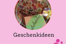 Geschenke für Kinder / Geschenkideen für Kinder verschiedenen Alters