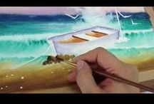 Art - How to - Watercolour