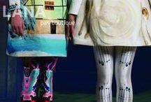 Lana for Pas Boutique / www.pasboutique.ro/designer/lana/la-naive