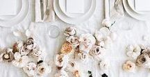 Table / Tablescapes worthy of a party