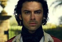 AIDAN TURNER / IRISH  FILM AND TELEVISION ACTOR