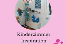Kinderzimmer-Inspiration / Ideen für schön gestaltete Kinderzimmer