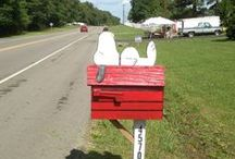 Letter Boxes - Mail Boxes / Letter or Mail boxes that are not quite the hardware shop variety