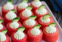 Watermelon Recipes / Mouth watering watermelon recipes. Perfect summer goodness!