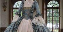 Fashion 1701 - 1800 / XVIII century fashion