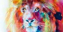 Art - Amazing Animal Art