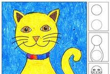 Art - How to - Cats