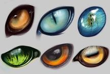 Art - How to Animal Eyes