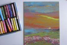 Art - Oil Pastels