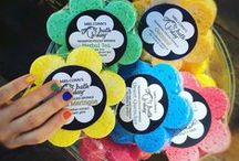 Products / Natural Shampoo Filled Sponges for washing horses and ponies.  Convenient. Effective. Therapeutic.