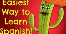 Spanish - learning to read and speak / Russian is a bit of a challenge - this might be easier