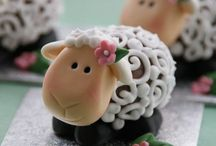 Cake decorations/toppers
