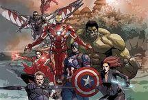 Marvel & Dc ❖