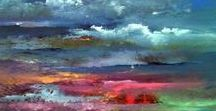 Art - Rainbow Colours / This is the type of art I adore