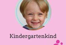 Kindergartenkind / Informationen für Eltern mit Kindern im Kindergartenalter zwischen drei und sechs Jahren.