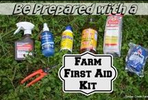 Be Prepared / Be prepared for any emergency from power outages to zombies with these awesome preparedness tips!