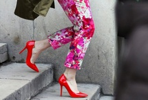 Heel of Fame or Heel of Shame? / The best in street style and fabulous footwear.