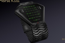 Morse Kode Concept Watch / LED/LCD watch concept created in blender. Check out full discription and animations here ---> http://www.tokyoflash.com/blog/2012/08/morse-kode-watch-with-a-radical-case-design/#more-15943  Also check it out here http://www.facebook.com/pages/KV-Concepts/451143748290316