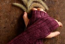 Knitting mittens handwarmers wristles armwarmers free pattern