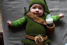 Knitting baby pakje setje free pattern