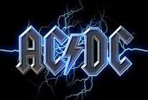 AC/DC / AC/DC <3 / by Dar Crutchfield