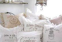 My love of cushions x
