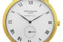 Men's Dress Watches / A board of our favorite men's dress watches from Rolex, Patek Philippe, Vacheron Constantin and more.