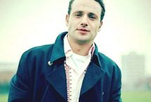Andrew lincoln fans / Taking handsome to the next level