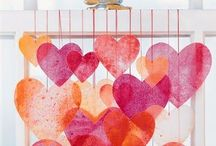 Valentine's Day / A collection of recipes, crafts, decor, and more for all things Valentine's Day!
