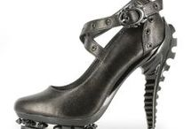 Fashion / Men and women's fashion - alternative, goth, steampunk, elegant, old and new.