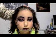 maquillaje / todo lo relativo al makeup, labial, maquillaje, polvos, eyeliner, looks