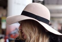 Hats hats & more hats
