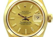 Women's Watches / A collection of our women's watches from Rolex, Patek Philippe and more.
