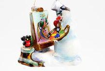 Bałwanki/ Snowmen