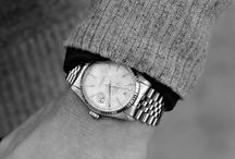 Rolex Datejusts / A collection of rare, unique vintage #Rolex Datejust watches from a numb of decades.