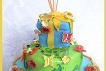 Dolci & dolcezze torte decorate per bambini / torte decorate per bambini