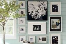 Wall Art styling / Gallery Wall