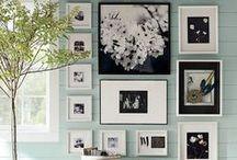 Wall Art styling / Gallery Wall