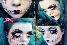 Make-up and FX / ideas for all types of make-up: beauty, cosplay, Halloween, horror