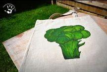Ręcznie malowane - torby / www.namalowane.pl