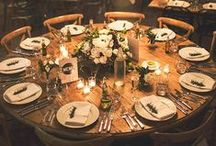Wedding : Italian / Tuscan / Wedding inspirations: italian food, tuscan interior, glamorous dress