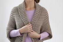Ruční pletení / pletení, šití, háčkování