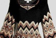 Tunic & top & blusas
